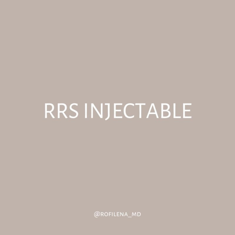 RRS injectabile